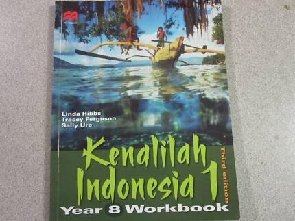 Kenalilah Indonesia 1 (Year 8 Workbook)