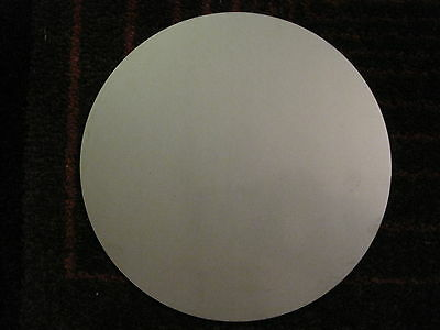 18 .125 Aluminum Disc X 10 Diameter Circle Round 5052 Aluminum