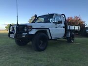 2003 Toyota Land Cruiser HDJ79 Top Camp Toowoomba City Preview