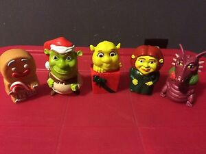 Christmas Shrek Toys