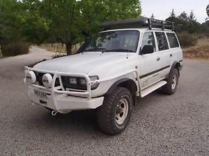 1994 Toyota LandCruiser Wagon Queanbeyan Queanbeyan Area Preview
