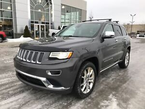 2014 Jeep Grand Cherokee Summit **GPS, DIESEL, ENS. CHAUFFANT +
