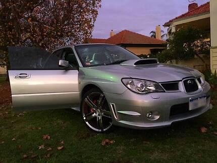 2006 Subaru WRX Sedan West Perth Perth City Preview