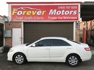 2010 TOYOTA CAMRY ALTISE AUTOMATIC SEDAN Long Jetty Wyong Area Preview