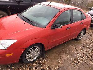 2000 Ford Focus QUICK SALE