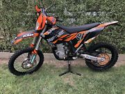 2009 KTM 530 exc Yass Yass Valley Preview