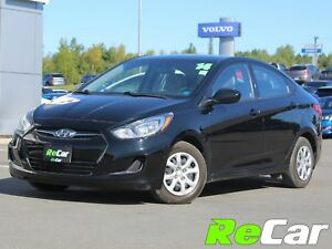 2014 Hyundai Accent GL AUTO | HEATED SEATS | ONLY 44K