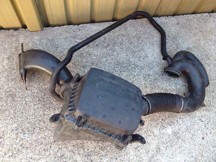 Ford ba  LPG air box plus piping