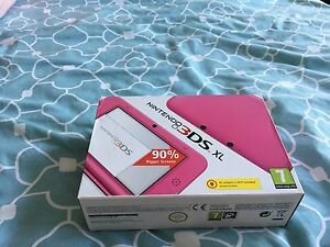 Nintendo 3DS XL Console, 4 x Games, New Charger & Case Pack Adelaide CBD Adelaide City Preview