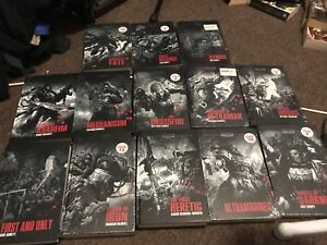 Warhammer 40k rare book collection in brand new condition