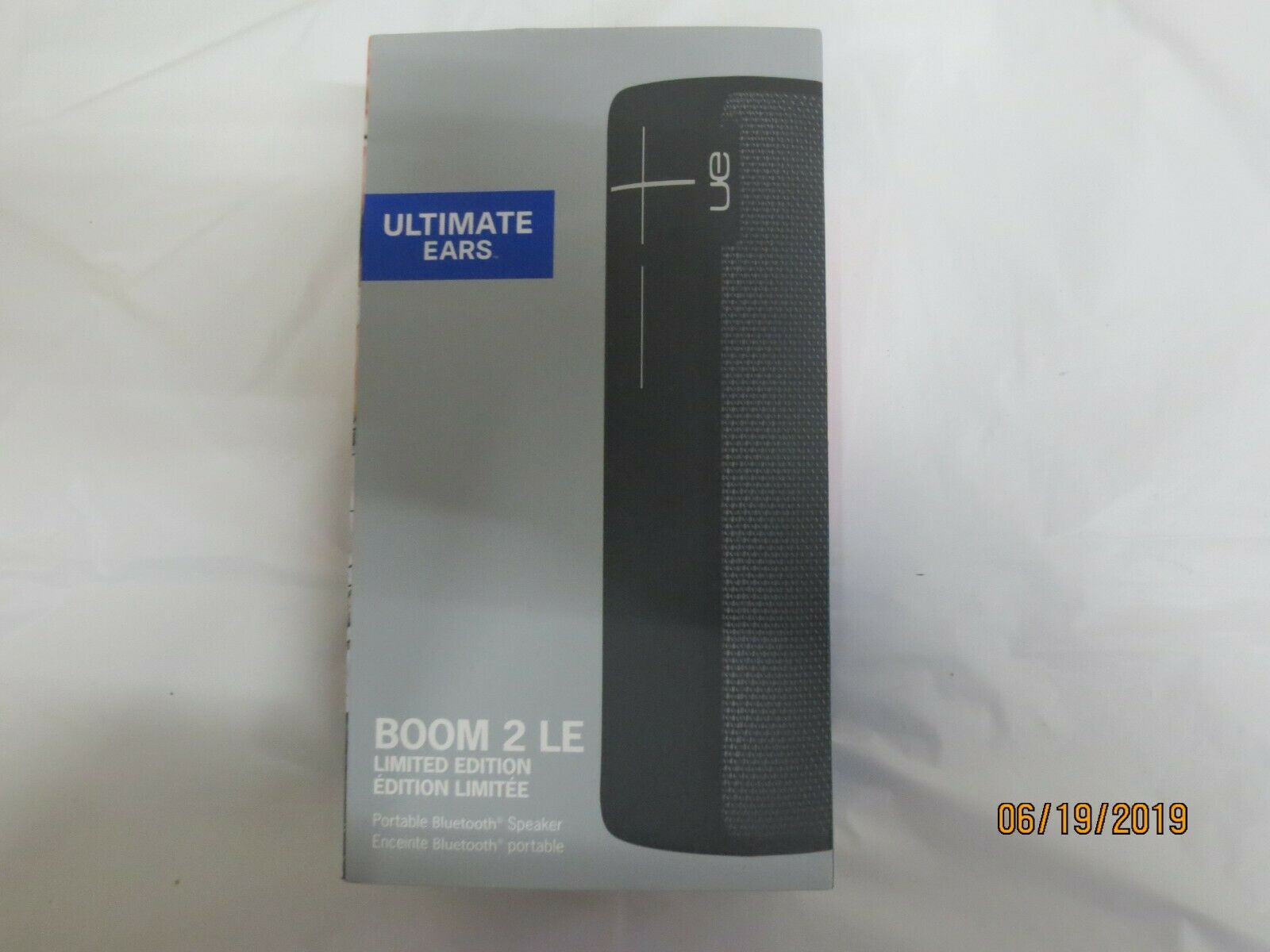 Ultimate Ears BOOM 2 LE Limited Edition Wireless Speaker Pha