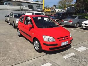 2005 Hyundai Getz Lilydale Yarra Ranges Preview