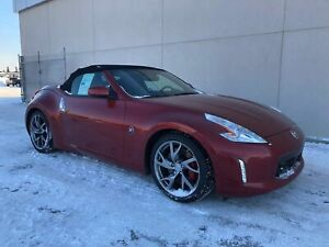 2014 Nissan 370Z Touring w/Black Top |HEATED AND COOLED SEATS |