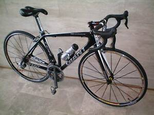 Giant TCR Carbon 20 spd Road Bike Dura Ace / Ultegra 46.5cm Ocean Reef Joondalup Area Preview