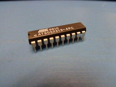 1 Atmel At90s2313-4pc 8-bit Microcontroller Mcu 2kb Flash 4mhz 20 Pin Dip