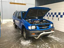 1998 Holden rodeo v6 12 months rego and RWC Heidelberg West Banyule Area Preview