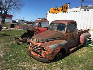 Ford f100 1948 et 1951