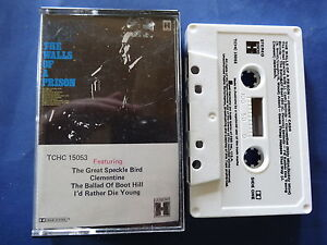 JOHNNY-CASH-THE-WALLS-OF-A-PRISON-AUSTRALIAN-CASSETTE-TAPE-LIKE-NEW-CONDITION