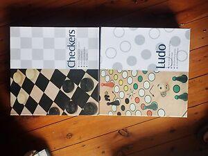 Checkers & Ludo Balmain Leichhardt Area Preview