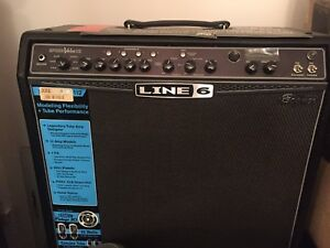 Line 6 Spider Valve All Tube Power Amplifier