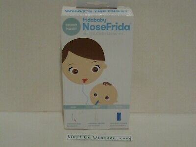 FRIDABABY NOSEFRIDA BABY SNOTSUCKER HYGIENE FILTERS STUFFY NOSE CLEANER 20PC