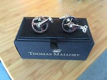 Thomas Mallory Bicycle Pedal Cufflinks Novelty Coogee Eastern Suburbs Preview