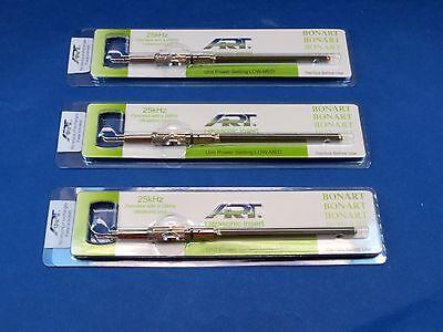 Dental Cavitron Ultrasonic 25 Khz Insert P-100 Kit 3 Slim Series Tip Bonart