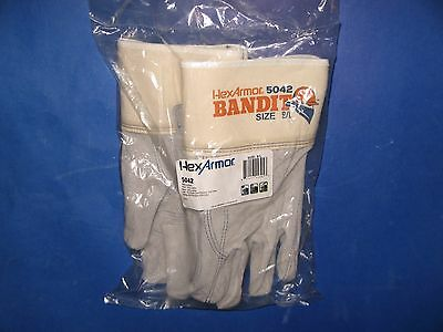 Hexarmor 5042 Bandit Size 9l Puncture Abrasion  Cut Resistant Gloves