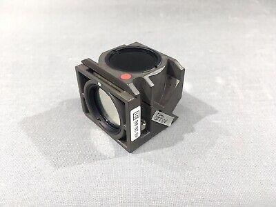 Carl Zeiss 45 28 88 45-28-88 Gfpuv Filter Cube Fluorescent Fluorescence Module