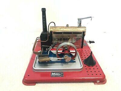 ⚙️ Vintage MAMOD STEAM POWER ENGINE SP5 Mamod/ Meccano Model Powerful Workshop