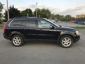 FULLY LOADED 2007 VOLVO XC90 INSCRIPTION VERY RARE DVD AND GPS