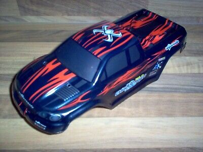Carrosserie RC 1:12 / GPToys Truggy - Foxx S911 / Red Rouge - Lexan Body Shell