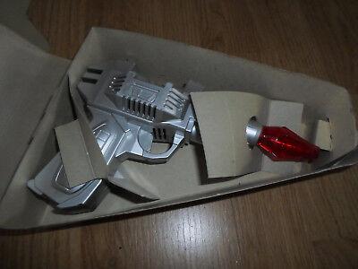 Space Toy GUN mit Licht und Sound 70er Jahre OVP Star Pistole