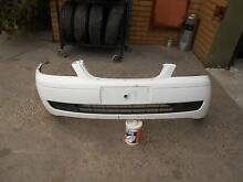 Ford Falcon BA Front Bumper Bar - White Colour Campbellfield Hume Area Preview