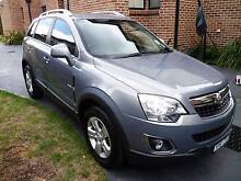 2011 Holden Captiva Wagon - with Holden WARRANTY !!! Clayton Monash Area Preview