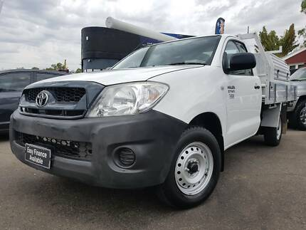2010 Toyota Hilux Ute ** Finance From Only $65 P/w  ** Mount Hawthorn Vincent Area Preview