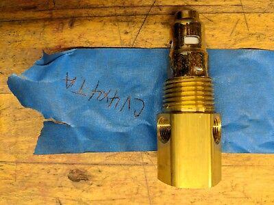 Air Compressor Check Valve Rolair Cv4x4ta 12 Fpt X 12 Mpt