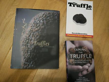 3 truffle books