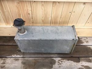 Fuel cell from a sand rail