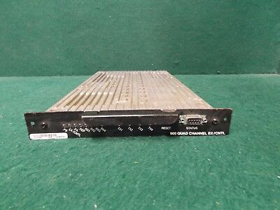 Motorola Iden 900 Quad Channel Excntl Excitercontroller Clf1792e