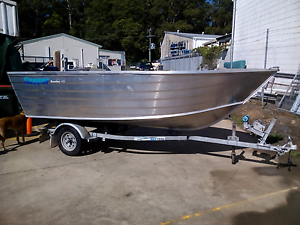 REGISTERED TRAILER ONLY - 2013 AUSMARINE FULL GALVINIZED not boat Coffs Harbour Coffs Harbour City Preview