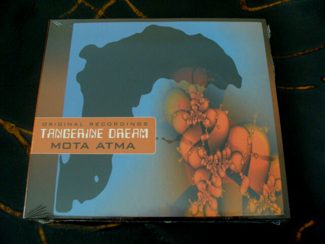 Slip Album: Tangerine Dream : Mota Atma : CD Sealed