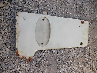 International 340 Utility Tractor Original Ih Front Right Hood Side Cover Panel