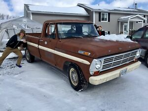 LOOKING FOR '67-69 FORD TRUCK