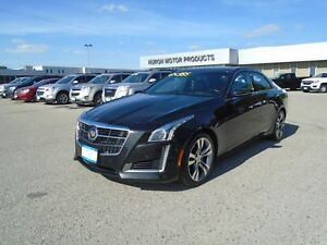 2014 Cadillac CTS Sedan Vsport RWD