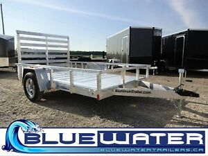 2019 ATC Arrow Open Utility Trailer - 6' x 10'!