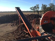 Dried and Split Redgum Firewood Delivered Echuca Campaspe Area Preview
