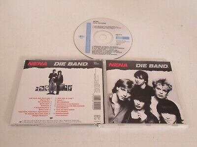 NENA/DIE BAND(EPIC 469100 2)CD ALBUM