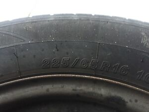 Tires 225/65/16
