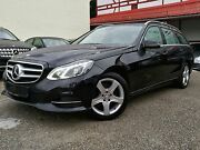 Mercedes-Benz E 300 T CGI BlueEfficiency Airmatic Distronic